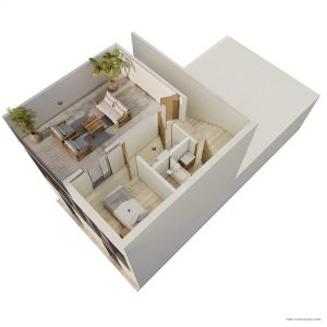 TOWNHOUSE  PLUS 3ER NIVEL